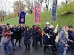 RIVOLI - Marcia per Vito Scafidi, il ministro Fioravanti: «Non si scherza sulla sicurezza nelle scuole» - immagine 2