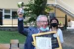 COLLEGNO-GRUGLIASCO - I bambini dei centri estivi hanno ringraziato i medici dellAsl To3 - FOTO - immagine 2