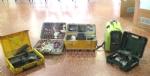 TORINO-BORGARO - Blitz dei vigili: al campo nomadi armi e auto rubate - FOTO - immagine 2