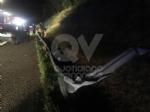 GRUGLIASCO - 66enne gravemente ferita nellincidente sulla Torino-Aosta - FOTO - immagine 2