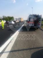 RIVOLI - Moto e auto si scontrano: due centauri finiscono in ospedale - immagine 2