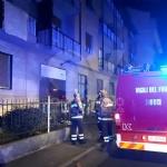 VENARIA - Incendio nella pizzeria <Da Angelo>: notte di paura per tanti residenti - immagine 2