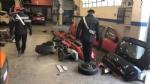 CASELLE - Carrozzeria delle auto rubate scoperta dai carabinieri: un uomo denunciato per ricettazione - FOTO - immagine 2