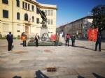 VENARIA - Da «Bella Ciao a distanza» dellAnpi alla cerimonia in piazza Vittorio: il 25 aprile nella Reale - FOTO E VIDEO - immagine 2