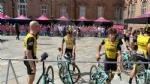 IL GIRO DITALIA A VENARIA - La partenza della tappa decisiva - FOTO e VIDEO - immagine 14