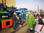 VENARIA - Il mondo agricolo in festa, al Gallo-Praile, per SantAntonio Abate - FOTO - immagine 2