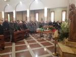 CAFASSE - Oltre 500 persone per lultimo saluto allex sindaco Giorgio Prelini. - immagine 2