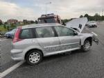 RIVOLI - Testacoda in tangenziale dopo aver urtato il guardrail: coppia rimane ferita - immagine 2