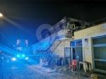 VENARIA - Incendio in piscina: a fuoco un quadro elettrico - immagine 2