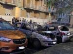 RIVOLI - Dopo mesi, le auto tornano ad essere distrutte dalle fiamme - FOTO - immagine 2