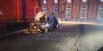 VENARIA - Cinque auto distrutte dalle fiamme in via Montello - immagine 2