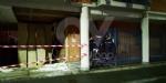 CAFASSE-VENARIA - Maltempo: scoperchiata la scuola media. Crolla il controsoffitto di una casa - immagine 2