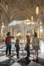 VENARIA - Nella Galleria Grande della Reggia approda la «Giostra di Nina» - FOTO - immagine 2