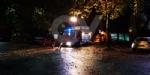 MALTEMPO - Albero e una insegna crollati sulle auto, strade allagate - immagine 2
