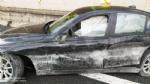 RIVOLI - Paura in tangenziale: scoppia lo pneumatico, conducente finisce in ospedale - FOTO - immagine 2