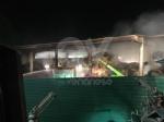 COLLEGNO - Incendio alla Serpera: dopo 24 ore, situazione verso la normalità - FOTO - immagine 2