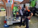 VENARIA - Festeggiati alla Mandria i 25 anni dellAib Piemonte, ricordando Airaudi e Bertrand - immagine 2