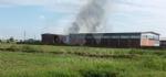 BORGARO-VILLARETTO - Azienda agricola in fiamme: bruciate 400 rotoballe di fieno - immagine 2