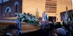 BORGARO - Più di mille persone per lestremo saluto allex sindaco Vincenzo Barrea - FOTO - immagine 24
