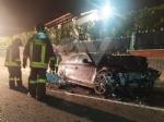 LA CASSA - Scontro tra furgone e auto in via Avigliana: cinque i feriti - immagine 2