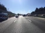 COLLEGNO - Incidente in tangenziale: tre auto coinvolte, una ribaltata e tre feriti - immagine 2