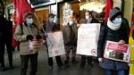 VENARIA - Anche gli studenti dello Juvarra dicono «no» alle «classi pollaio» - FOTO - immagine 2