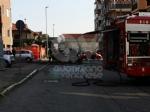 GRUGLIASCO - Auto distrutta dalle fiamme in via Tobanelli - immagine 2