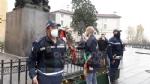 VENARIA - Celebrato il 4 Novembre, tra ricordo e un plauso a medici, infermieri e volontari FOTO - immagine 2