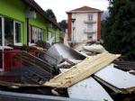 CAFASSE - Assessore regionale allIstruzione in visita alla scuola media colpita dal maltempo - immagine 2