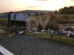 COLLEGNO-VOLPIANO - Furgone carico di frutta finisce fuori strada: 42enne rimasto ferito - immagine 2