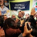 VENARIA - Giulivi: «Sarò il sindaco di tutti». Schillaci: «Ci deve essere collaborazione» FOTO - immagine 2