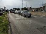 GRUGLIASCO - Tre feriti dopo il tamponamento a catena in corso Allamano - immagine 2