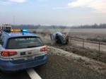 PIANEZZA - 23enne ferita dopo un pauroso incidente in autostrada - immagine 2