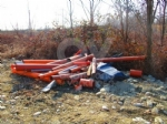 BORGARO - Pizzicati dalle telecamere e dalle fototrappole a gettare rifiuti: maxi multe - immagine 2