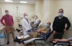 VENARIA - Missione compiuta: i militari dellAves Toro hanno donato il sangue allAvis - immagine 2
