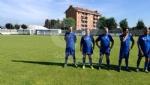 BORGARO - Calcio e solidarietà: «Tutti in campo per un sogno». Madrina dellevento Cristina Chiabotto - FOTO - immagine 7