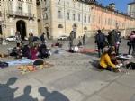 PROTESTA CONTRO LA DAD - Studenti in piazza a Torino per chiedere il ritorno in classe - FOTO - immagine 2