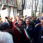 MANIFESTAZIONE NO TAV - In 70mila per esprimere la contrarietà alla Torino-Lione - immagine 6