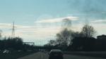 VENARIA - Auto a fuoco mentre percorre la tangenziale - immagine 2