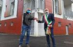 COLLEGNO - Consegnata al Comune la palazzina Atc di via Leopardi: 32 nuovi alloggi - immagine 2