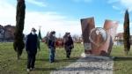 VENARIA - La città ha celebrato il «Giorno del Ricordo» - FOTO - immagine 3