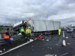 RIVOLI-COLLEGNO - Doppio incidente in tangenziale: auto contro guardrail e tir su una scarpata - immagine 3