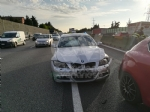 COLLEGNO - Incidente in tangenziale: tre auto coinvolte e lunghissime code - immagine 3