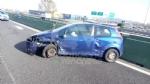 COLLEGNO - Incidente stradale in tangenziale: due donne ferite - FOTO - immagine 3