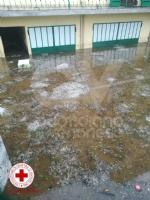 MALTEMPO - Bomba dacqua nella zona ovest: disagi anche sulla linea ferroviaria - immagine 3