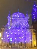 VENARIA-DRUENTO - Si respira laria del Natale grazie alle luminarie - FOTO - immagine 6