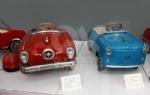 VENARIA - Le auto a pedali di Antonio Iorio: un meraviglioso tuffo nel passato - LE FOTO - immagine 3