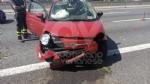 COLLEGNO-RIVOLI - Doppio incidente in tangenziale in pochi minuti: due feriti - immagine 3