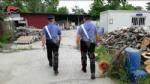 BORGARO-CASELLE-VENARIA - Il circolo privato era una discarica abusiva: due denunciati - immagine 3