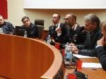 RIVOLI - Contro furti e truffe i carabinieri incontrano i cittadini - FOTO - immagine 3